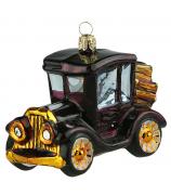 Елочная игрушка «Автомобиль-Ретро»