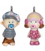 Набор елочных игрушек «Пузаны»