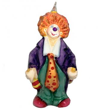 Новогодняя стеклянная игрушка «Жонглирующий клоун», Komozja и Mostowski