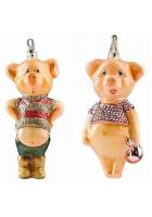 Набор елочных игрушек «Сладкая парочка»