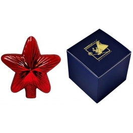 Макушка для елки «Красная звезда»