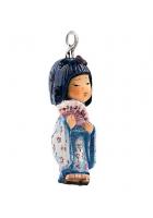 Елочная игрушка «Молодая Азия»