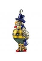 Елочная игрушка «Лесной щеголь»