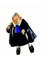 Елочная игрушка «Судья»