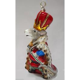 Елочная игрушка Komozja и Mostowski «Король мышей»