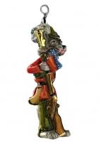 Елочная игрушка «Серый волк»