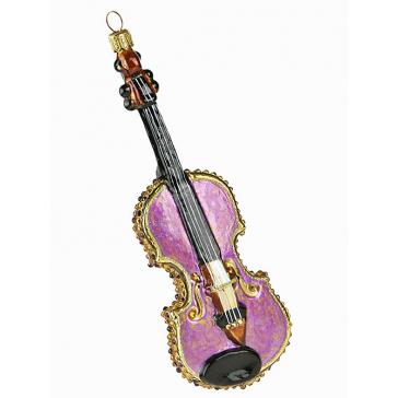 Елочная игрушка Komozja Family «Скрипка», Польша