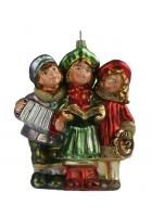 Елочная игрушка «Праздничный хор»