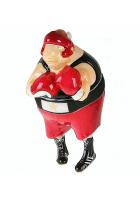 Елочная игрушка «Боксер»