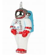 Елочная игрушка «Космонавт»