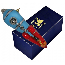 Елочная игрушка Komozja Family «Ракета», производство Польша