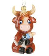 Елочная игрушка «Малютка Булл»
