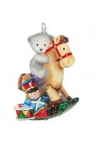 Елочная игрушка «Любимые игрушки»