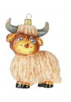 Елочная игрушка «Бычок Яся»