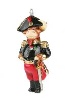 Елочная игрушка «Генерал»