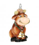 Елочная игрушка «Звонкий колокольчик»