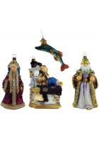 Набор елочных игрушек «По щучьему велению»