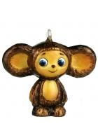 Елочная игрушка «Чебурашка»