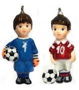 Набор елочных игрушек «Футболисты»
