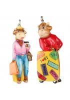 Набор елочных игрушек «На Бали»