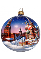 Ёлочный шар «Москва»