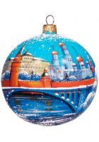 Ёлочный шар «Московский Кремль»