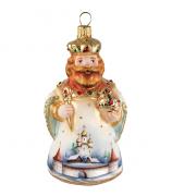 Ёлочная игрушка «Царь»