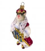 Ёлочная игрушка «Мышиный король»