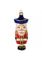 Ёлочная игрушка «Щелкунчик»