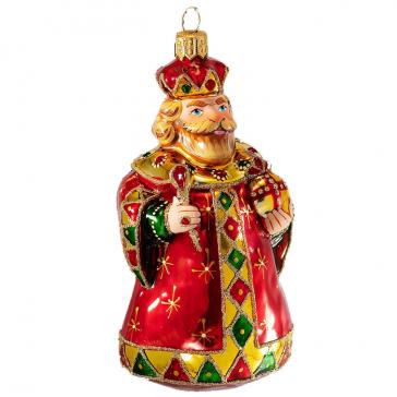 Коллекционная ёлочная игрушка «Царское Величество»