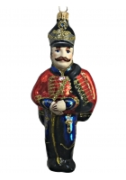Ёлочная игрушка «Гусар»