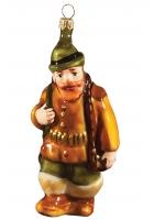Ёлочная игрушка «Охотник»