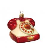 Ёлочная игрушка «Телефон»