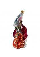 Ёлочная игрушка «Кролик Джаз»