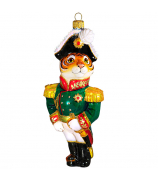 Ёлочная игрушка «Тигр Генерал»