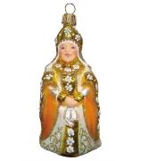Ёлочная игрушка «Царица»