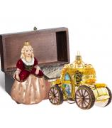 Набор ёлочных игрушек «На бал»