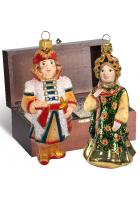 Набор ёлочных игрушек «Сказочное царство»