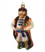 Ёлочная игрушка «Князь-батюшка»