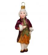 Ёлочная игрушка «Маркиз в вишневом камзоле»