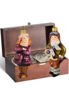 Набор ёлочных игрушек «Саша и Маша»