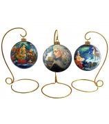 Подставка для елочных игрушек и шаров