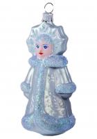 Ёлочная игрушка «Снегурочка»