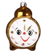 Ёлочная игрушка «Бойкий будильник»