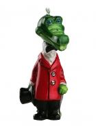 Ёлочная игрушка «Крокодил Гена»