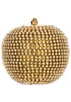 Ёлочная игрушка «Золотое яблоко»