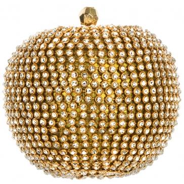 Ёлочное украшение «Золотое яблоко»