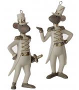 Ёлочная игрушка «Мышонок маскарад»
