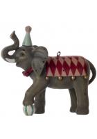 Ёлочная игрушка «Слон»