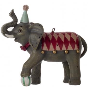 Ёлочное украшение «Слон»